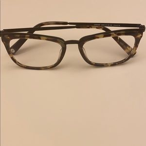 Warby Parker; Carnby in Tortoise.